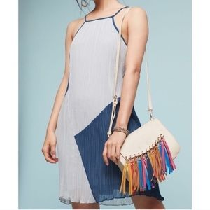 Anthropologie Sunday In Brooklyn Pleated Dress